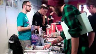 Gamer Meetup - Fryshuset, Stockholm 2012-02-17
