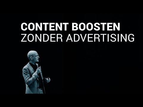hoe boost je content met influencer marketing 20thoughts freek stevens