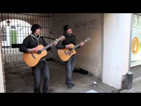 Hull Buskers… Radio Active (cover)