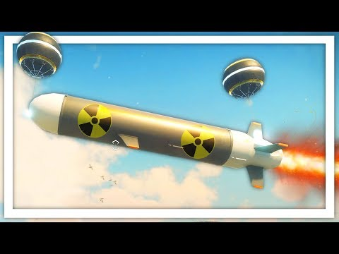 When You Steal A Nuclear Missile From A Submarine in Just Cause 4