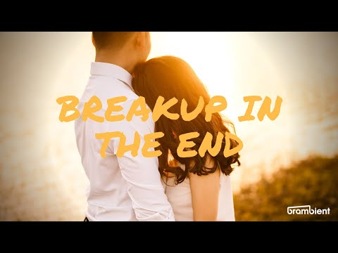 Brambient | Breakup in the end Cover
