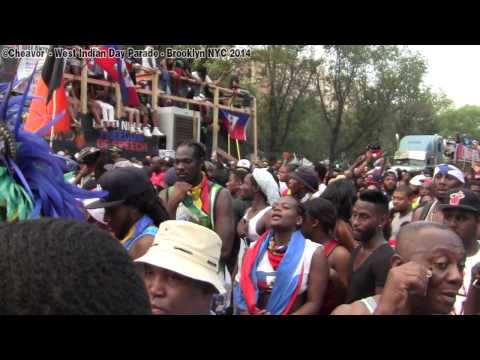 @Cheavor - West Indian Day Parade Brooklyn NYC 2014