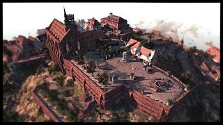The Fight for the Top - Mont Saint-Michel Last Stand | Men of War Assault Squad 2 Mod Gameplay