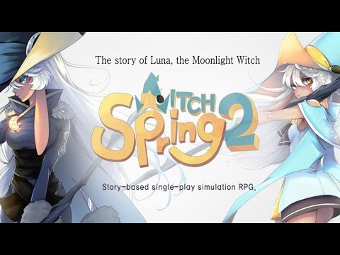 Witch Spring 2 Lite [Android/iOS] Gameplay ᴴᴰ
