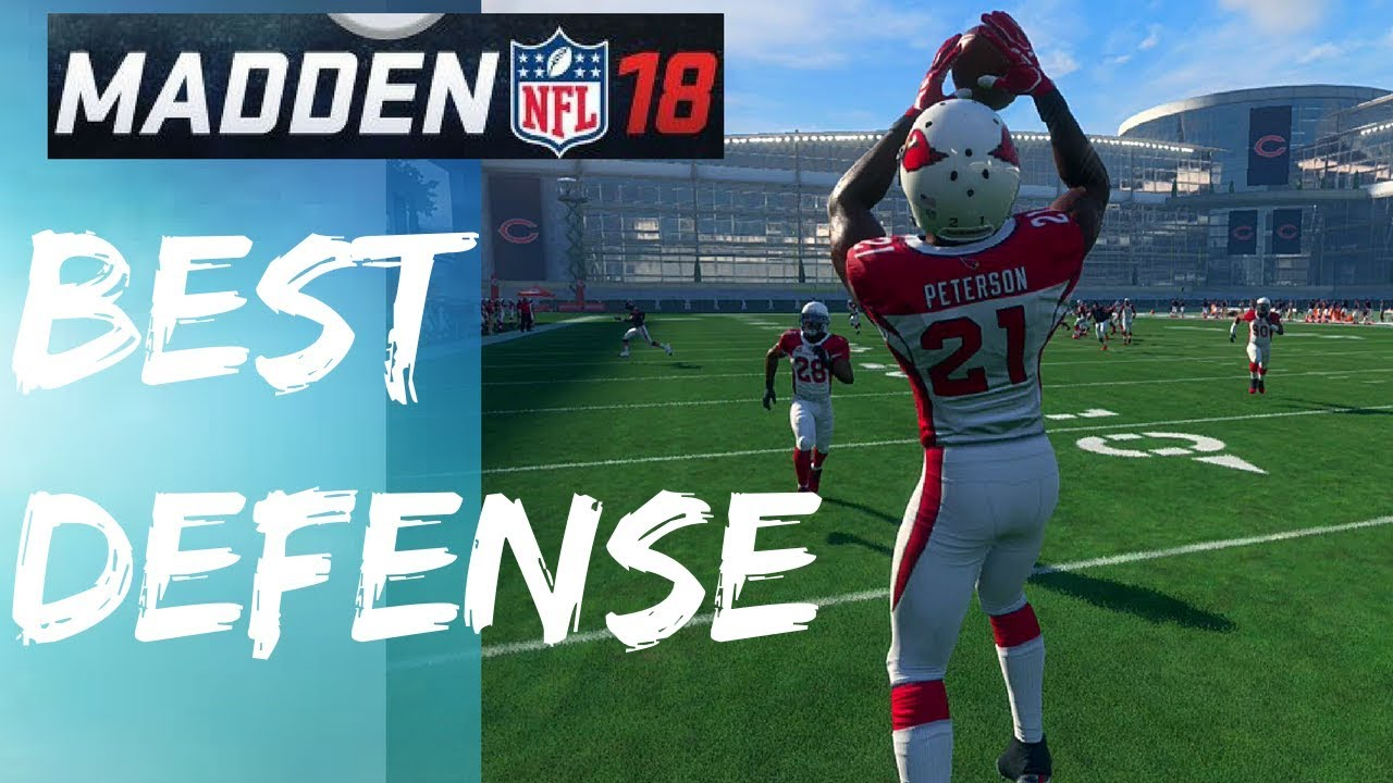 madden 18 the best defensive playbook lockdown defense mut 18