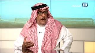 الركن الرابع مع الاستاذ عبدالعزيز بن سليمان الحسين والاستاذ عبيد بن عبدالله البرغش