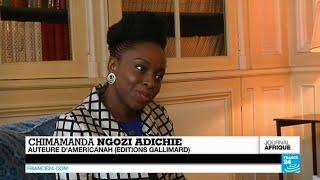 """Chimamanda Ngozi Adichie : """"Je suis devenue noire aux États-Unis"""""""
