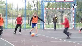 Дворовая лига по мини-футболу