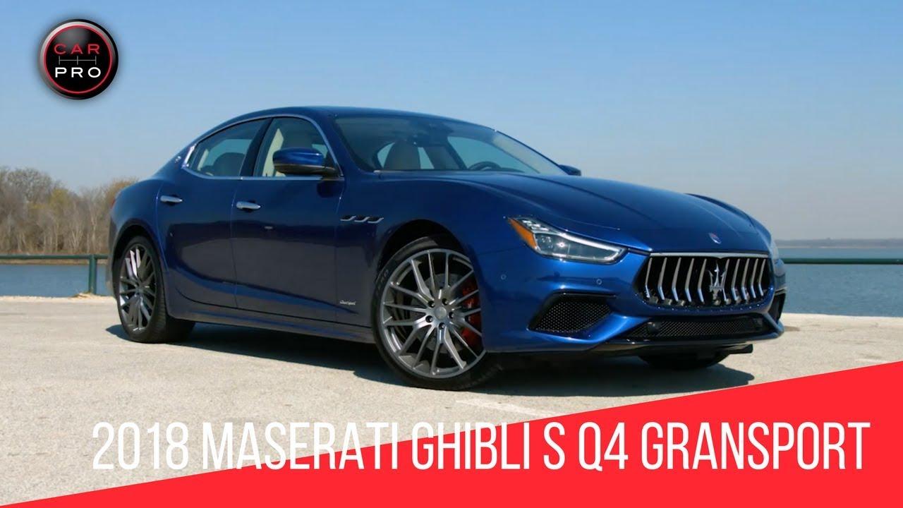 Maserati Ghibli S Q4 >> 2018 Maserati Ghibli S Q4 Gransport