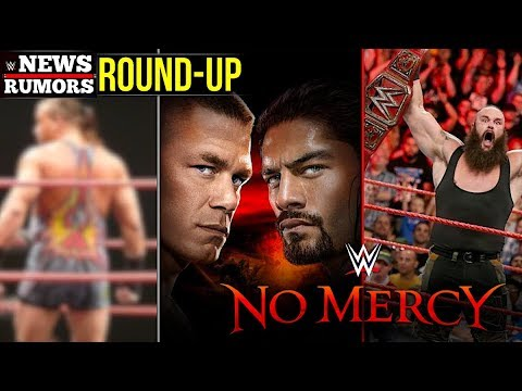 NO MERCY 2017 PREDICTION & RUMORS, RVD Returning Soon?!, Segment CONTROVERSY & More! [Round-Up 182]
