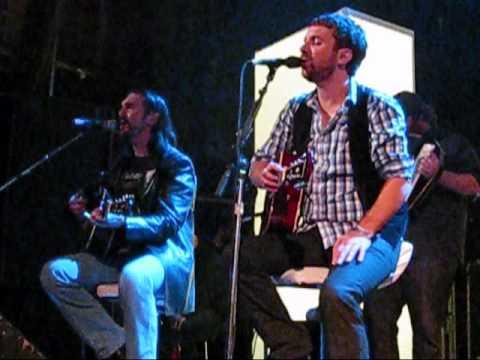 The Trews W Gordie Johnson, Kelly Hoppe (big Sugar) & Tim