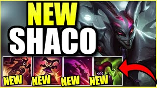 *NEW* CRIME CITY NIGHTMARE SHACO IS 100% THE BEST SKIN FOR SHACO! CRIME CITY SHACO FULL GAMEPLAY!
