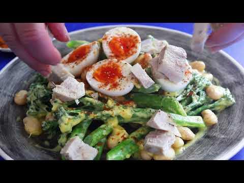 broccoli nicoise salad