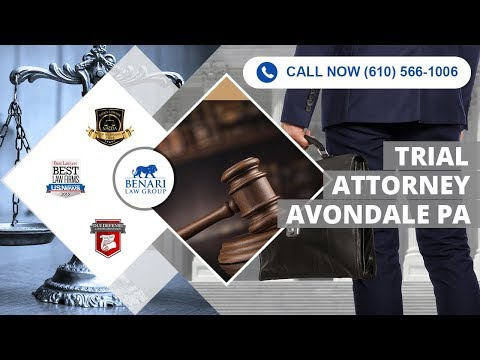 Trial Attorney Avondale PA | Call (610) 566-1006