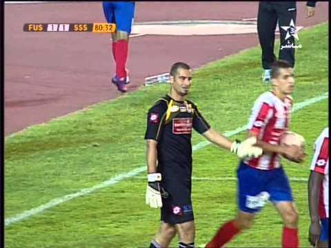 FUS Rabat - Sewe Sport 1-1 (الفتح الرباطي - سيوي سبور)