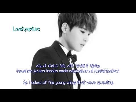 Ryeowook - Maybe Tomorrow [English subs + Romanization + Hangul] HD