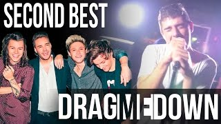 Second Best - Drag Me Down by One Direction (Punk Goes Pop)