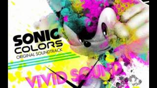Sonic Colors OST D3;T22 -Cyan Lazer United-