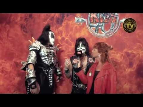 interview Kiss - Graspop Metal Meeting 2015