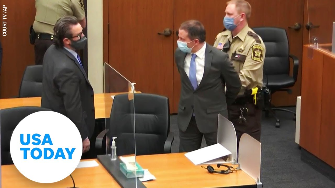 Jurors in Chauvin trial reach verdict