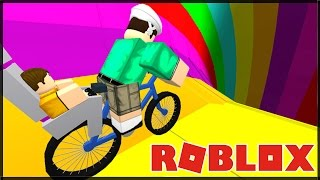 HAPPY WHEELS V ROBLOXU?!