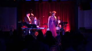 Sandra Booker Wows the Crowd at Jazzville Palm Springs