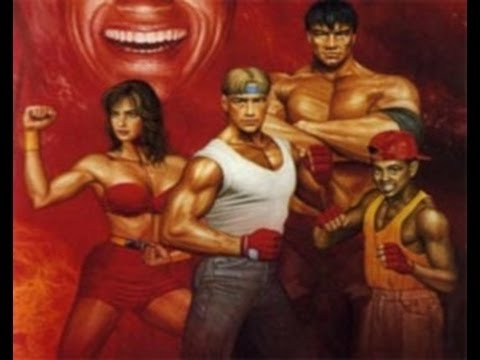 The Best Video Games EVER! - Streets of Rage 2 Review (Genesis)