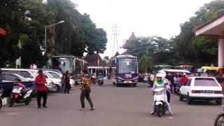 Anugerah Gemilang Indonesia berangkat...