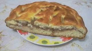 Начинка  для пирогов из сухофруктов
