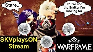 SKVplaysON - WARFRAME - The Usual Stuff, Stream, [ENGLISH] PC Gameplay