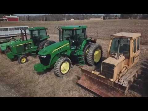 Farm Equipment Retirement Auction, Crestwood KY 2/19/18
