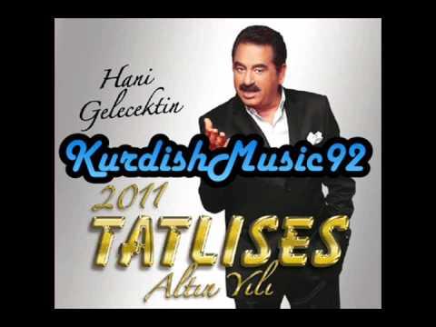 İbrahim Tatlıses - Le Daye 2011 Kürtce/Kurdish/Kurdi