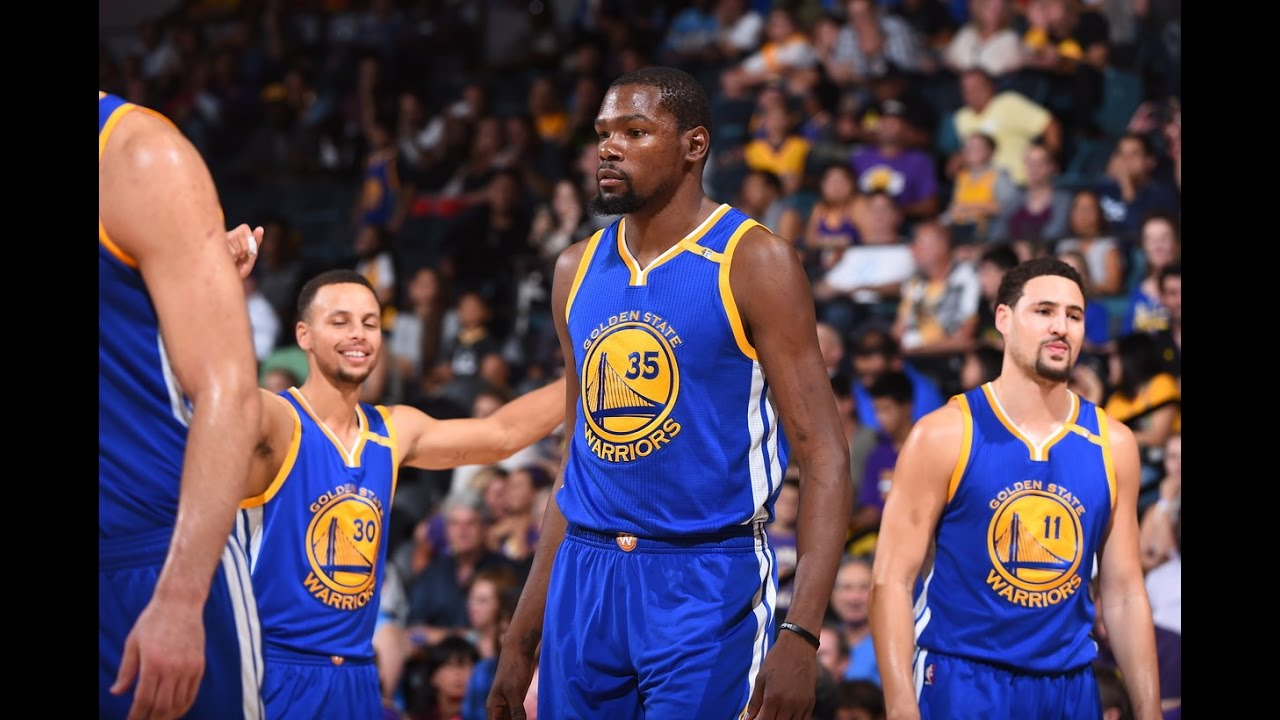 Picking Steph Curry or Kevin Durant as Warriors' alpha is impossible, and pointless