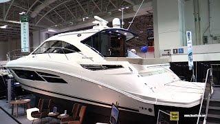 2016 Sea Ray Sundancer 510 Motor Yacht - Walkaround - 2016 Toronto Boat Show