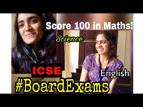 How to score above 90% in ICSE Board Exams : Jahnavi Pandya feat. Gouri Bhuyan