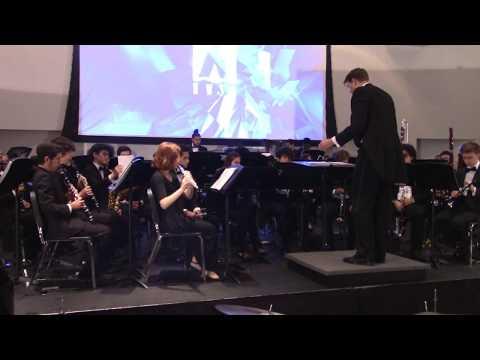 Symphony No. 2 by David Maslanka
