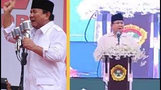 Penjelasan Prabowo bahwa politik itu adalah soal menang dan kalah