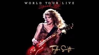 Taylor Swift - Last Kiss (Live) [Audio]