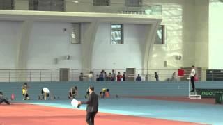 юноши и мужчины бег 60 м