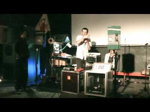 Gaggeldub Solar Power Sound - Solar Stage at Reggae Movement Exhibition