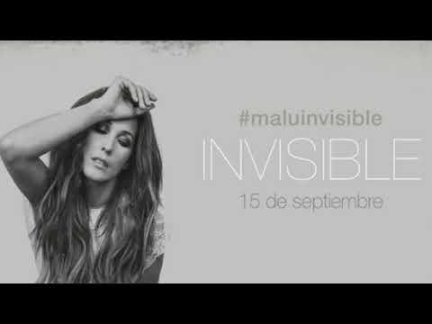 Malú - Invisible (estreno)