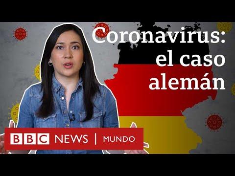 ¿Por qué en Alemania es tan baja la tasa de mortalidad del coronavirus?