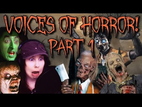 Voices of Horror Part 1 (Impressions!)