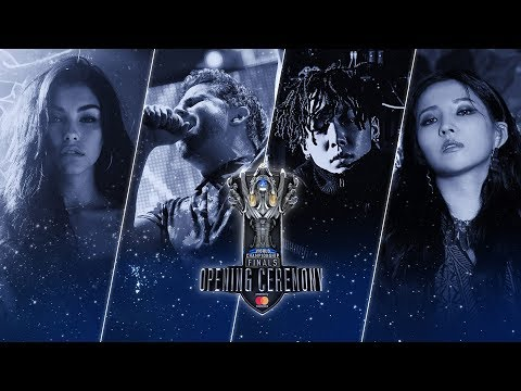 Finals Opening Ceremony Teaser | Worlds 2018