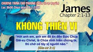 HTTL THÀNH LỢI - Chương trình thờ phượng Chúa - 18/07/2021