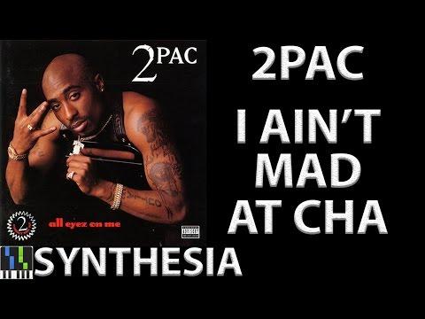 2Pac  I Aint Mad At Cha  Piano