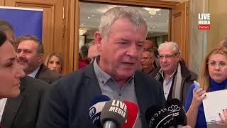 Μιχάλης Γιαννάκος Πρόεδρος ΠΟΕΔΗΝ