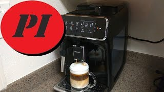 Philips 3200 Espresso Machine …