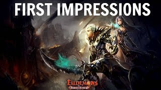 Eudemons Online First Impressions 2018
