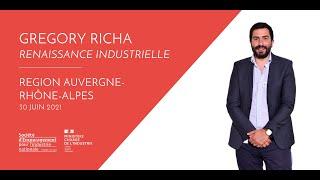 Grégory Richa - L'économie circulaire, nouveau modèle de croissance ?